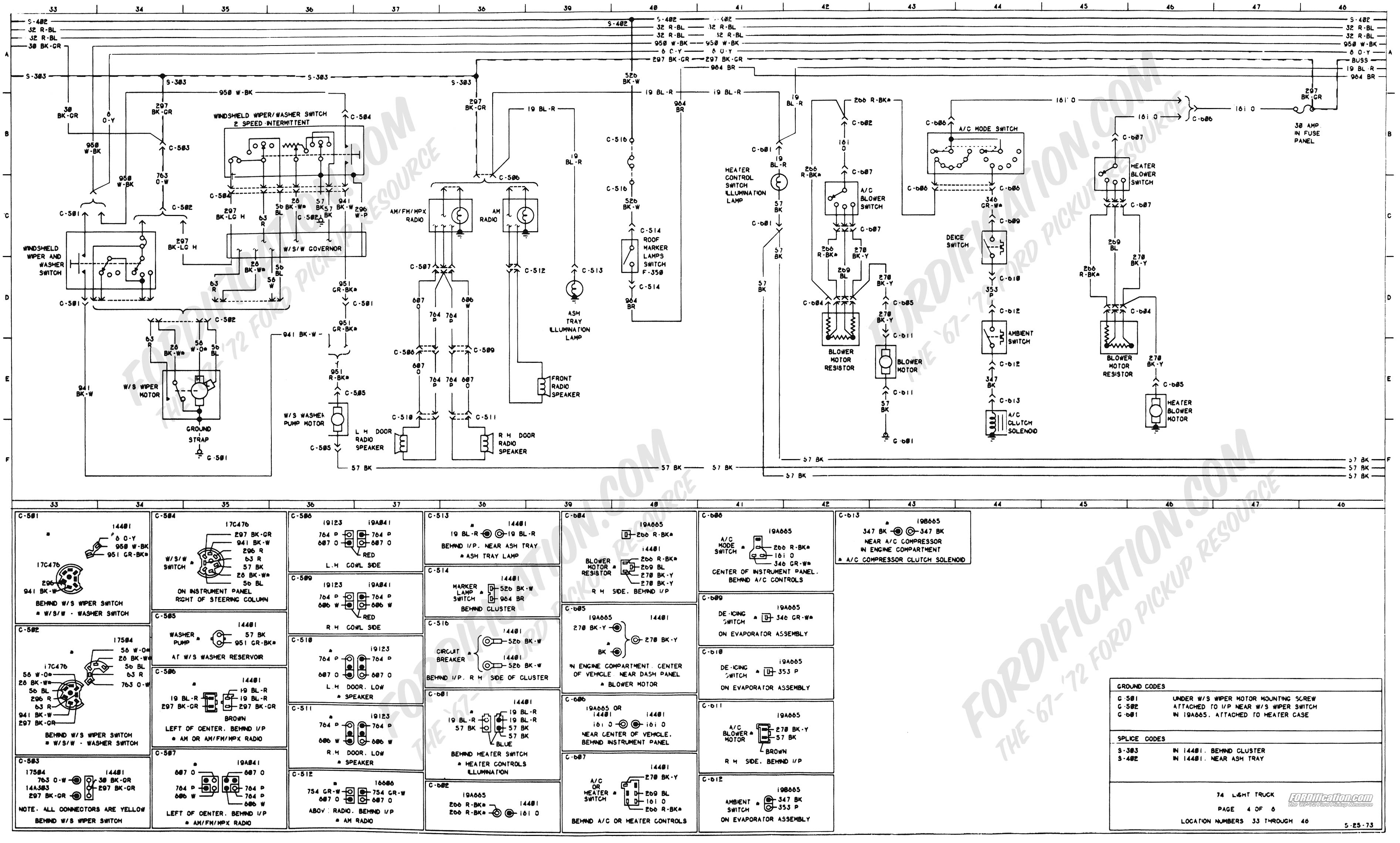 wiring_74master_4of8 wiper motor wiring ford truck enthusiasts forums GM Windshield Wiper Wiring Diagram at fashall.co