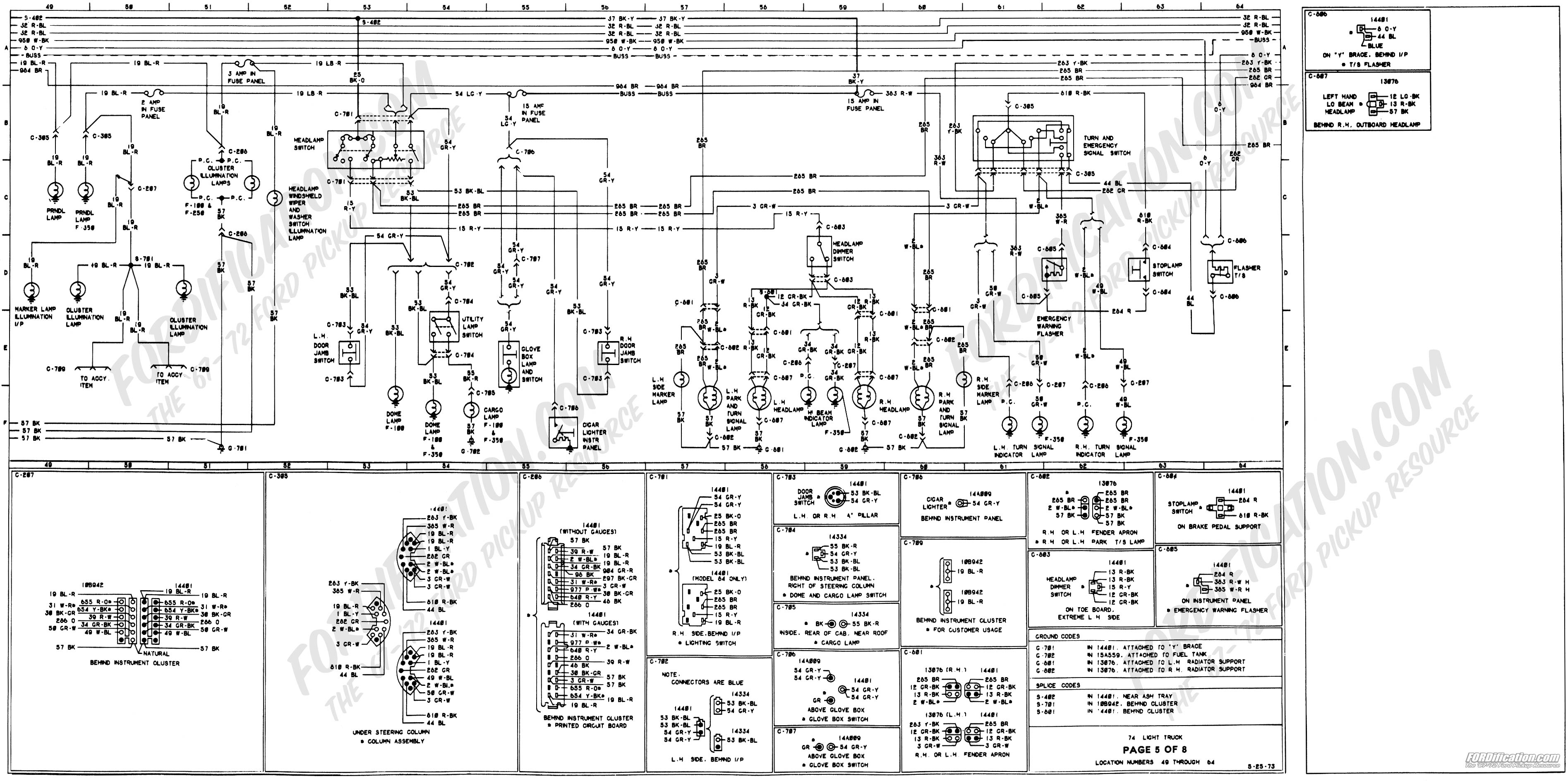 78 f100 wiring diagram